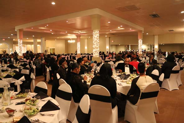 Image from T.U.F.C.U. Appreciation Banquet.