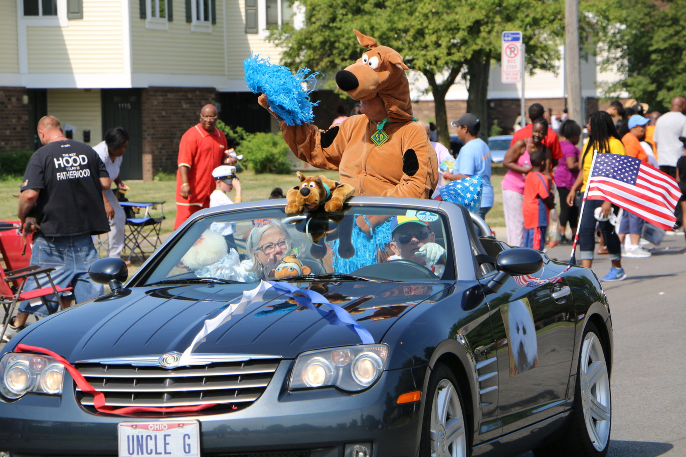 Picture of 2018 Toledo African American Parade