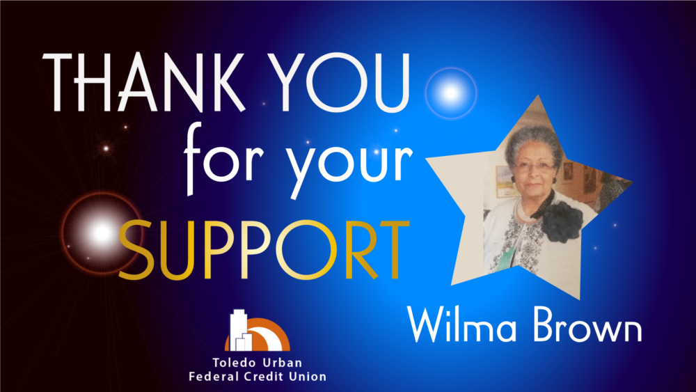 2019 Toledo Urban Honoree- Wilma Brown